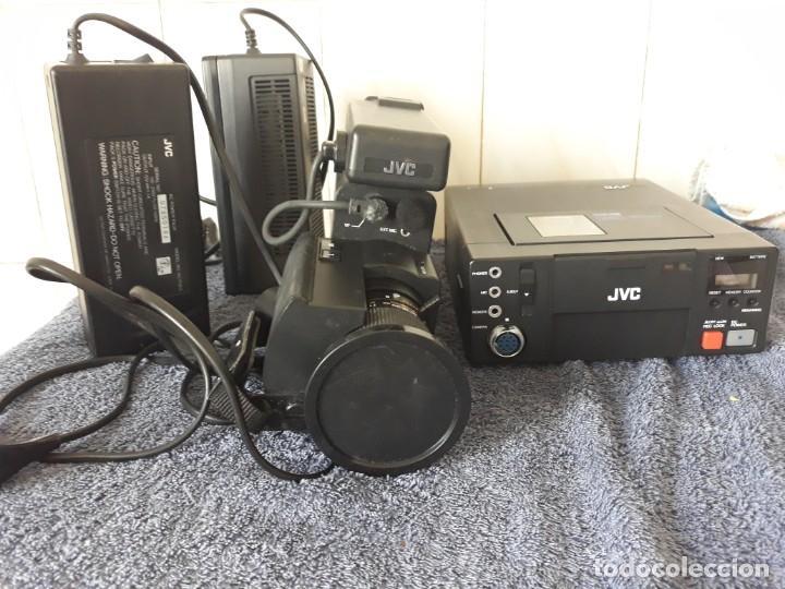 Cámara de fotos: Camara de video JVC GZ- S3 , maleta y complementos - Foto 22 - 201243298