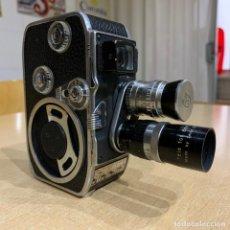 Cámara de fotos: CAMARA DE CINE O TOMAVISTA PALLARD BOLEX B8. Lote 203413887