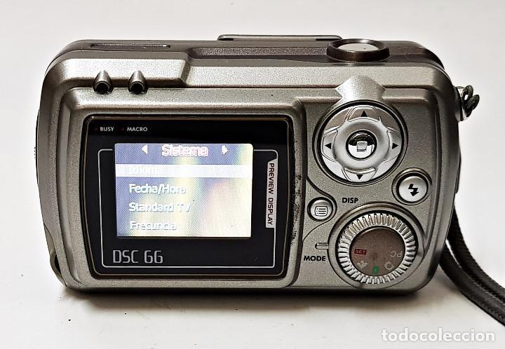 Cámara de fotos: Camara digital Nortek DSC 66 6.6 Mega Pixel - Foto 4 - 204069303