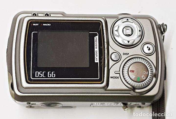 Cámara de fotos: Camara digital Nortek DSC 66 6.6 Mega Pixel - Foto 6 - 204069303