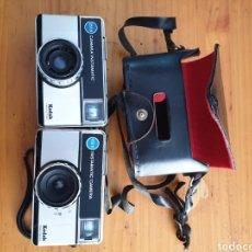 Fotocamere: DOS CAMERAS INSTAMATIC 255X Y 155X. Lote 204268050