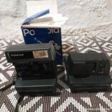 Cámara de fotos: 2 CÁMARAS POLAROID .. Lote 204537047
