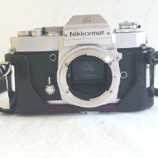 Cámara de fotos: CAMARA NIKKORMAT NIKON JAPON 5355599 LE FALTA EL OBJETIVO. Lote 205174782