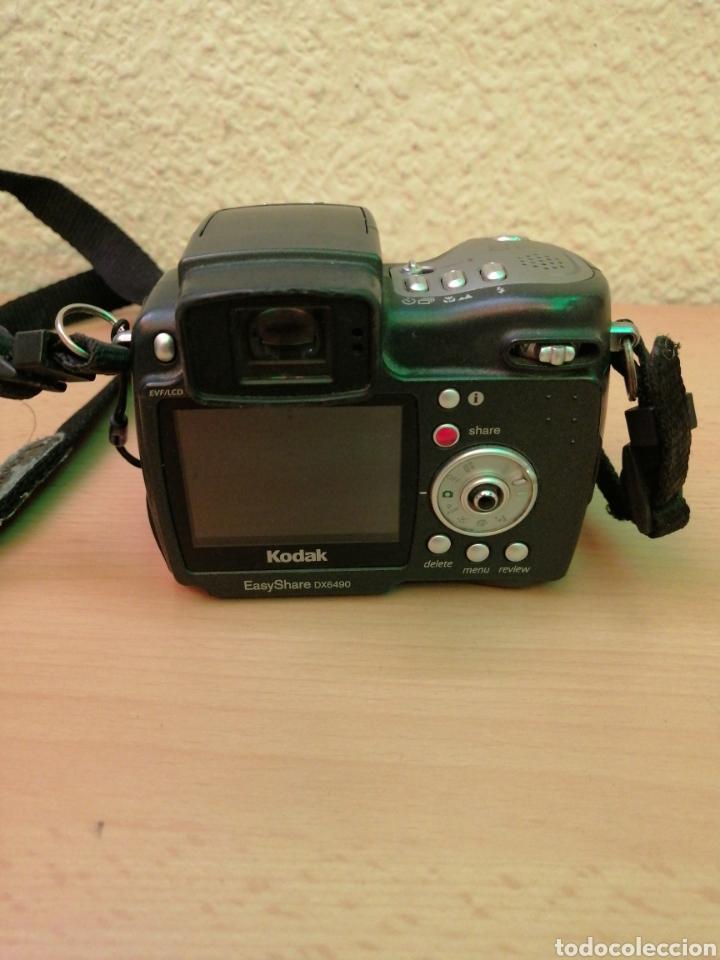 Cámara de fotos: CÁMARA DIGITAL KODAK EASY SHARE DX6490 40 MEGA PIXELES - Foto 3 - 205329155