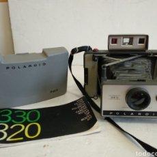 Cámara de fotos: FUELLE .POLAROID 320 CON INSTRUCCIONES.1969.OFERTA. Lote 205362903