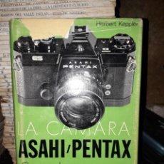 Cámara de fotos: CAMARA ASAHI PENTAX. Lote 206966528