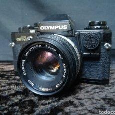 Cámara de fotos: VIEJA CÁMARA OLYMPUS. Lote 207140355