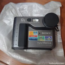 Appareil photos: SONY MVC-FD73 DIGITAL MAVICA CAMARA FOTOS IMPECABLE. Lote 207227716
