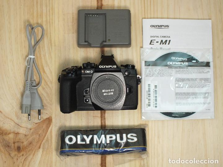 Cámara de fotos: Olympus OM-D E-M1 (CUERPO) - Foto 15 - 207604473