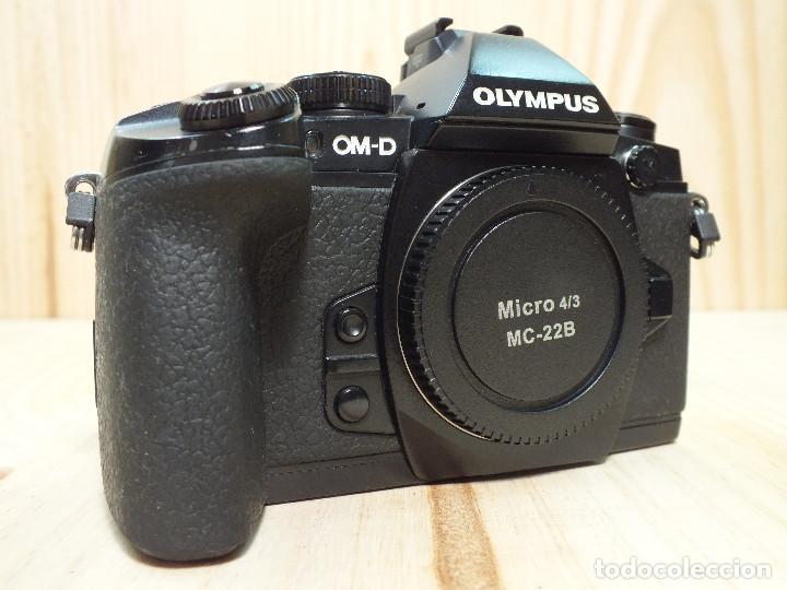 OLYMPUS OM-D E-M1 (CUERPO) (Cámaras Fotográficas - Otras)