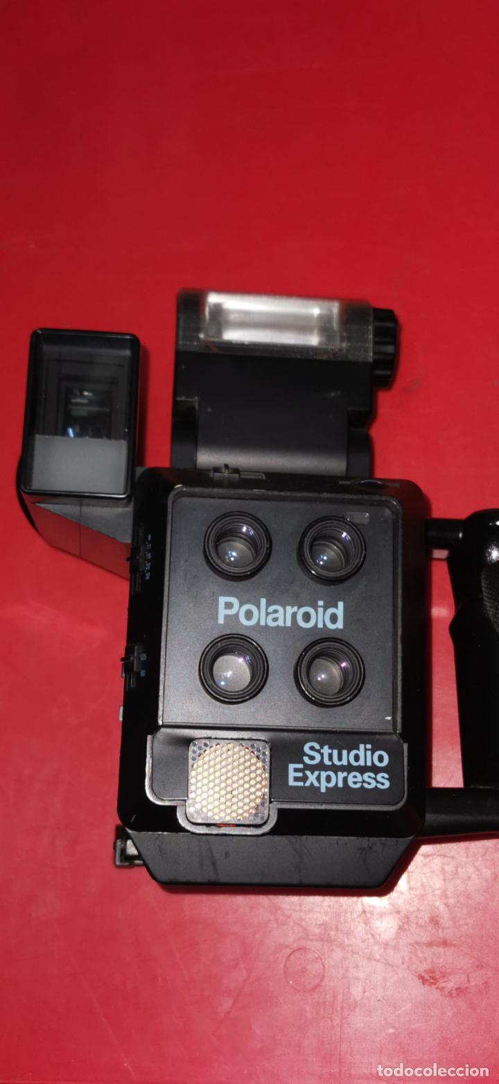 POLAROID STUDIO EXPRESS MINIPORTRAIT 403 (Cámaras Fotográficas - Otras)