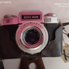 Cámara de fotos: CÁMARA ZEISS IKON CONTAFLEX SUPER - XXX 058. Lote 42987579