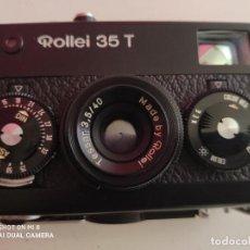 Cámara de fotos: CÁMARA COMPACTA ROLLEI 35 T - XXX 064. Lote 42987871