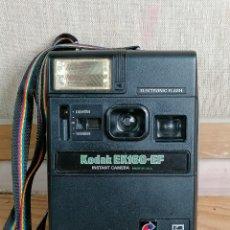 Cámara de fotos: KODAK EK 160-EF INSTANT CAMERA. Lote 209804426