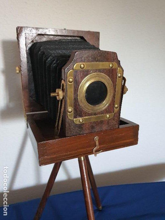 """Cámara de fotos: CAMARA DE FOTOS """" IMITACION """" PARA DECORACION - Foto 2 - 209996686"""