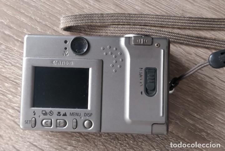 Cámara de fotos: Digital Camera PC1001 CANON. PARA COLECCIONISTAS - Foto 2 - 210161675