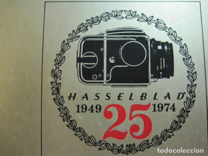 Cámara de fotos: CAMARA HASSELBLAD 1949 1975-CATALOGO PUBLICIDAD ANTIGUO-VER FOTOS-(V-21.059) - Foto 2 - 210249120