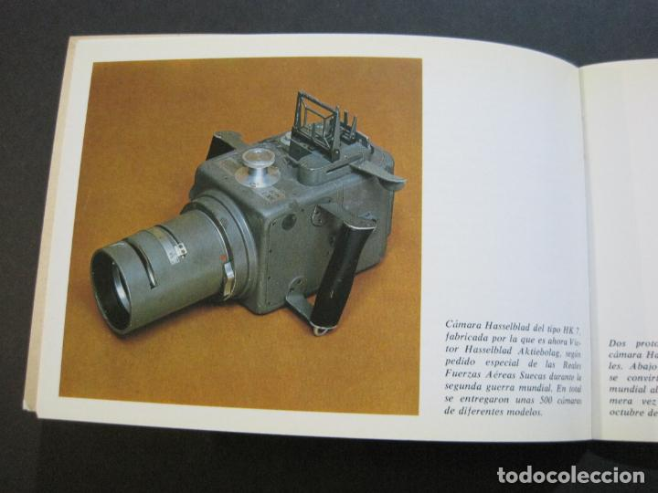 Cámara de fotos: CAMARA HASSELBLAD 1949 1975-CATALOGO PUBLICIDAD ANTIGUO-VER FOTOS-(V-21.059) - Foto 5 - 210249120
