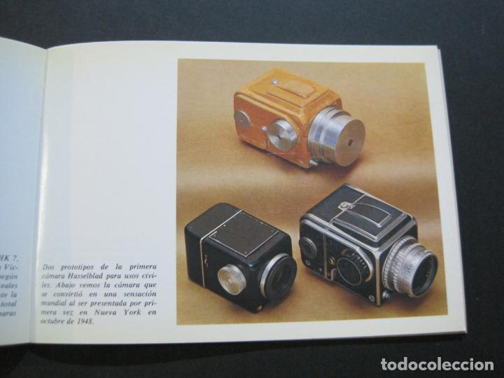 Cámara de fotos: CAMARA HASSELBLAD 1949 1975-CATALOGO PUBLICIDAD ANTIGUO-VER FOTOS-(V-21.059) - Foto 6 - 210249120