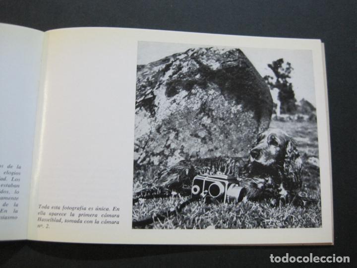 Cámara de fotos: CAMARA HASSELBLAD 1949 1975-CATALOGO PUBLICIDAD ANTIGUO-VER FOTOS-(V-21.059) - Foto 7 - 210249120