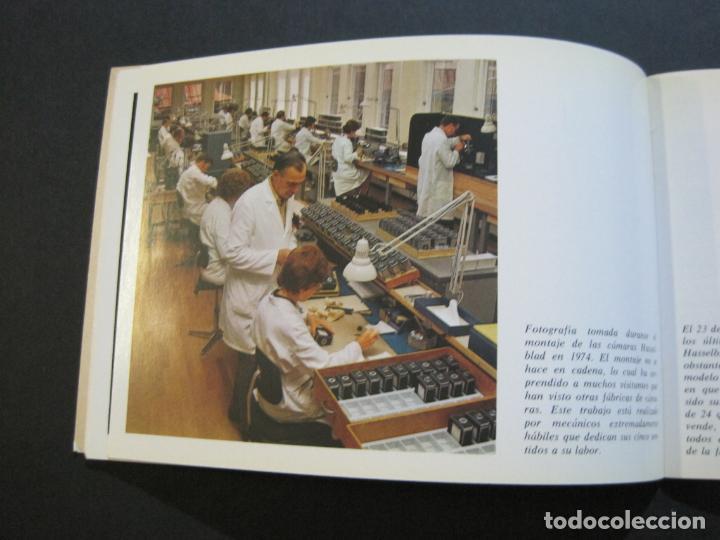 Cámara de fotos: CAMARA HASSELBLAD 1949 1975-CATALOGO PUBLICIDAD ANTIGUO-VER FOTOS-(V-21.059) - Foto 8 - 210249120