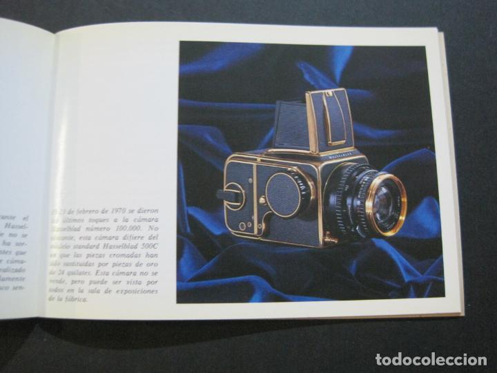 Cámara de fotos: CAMARA HASSELBLAD 1949 1975-CATALOGO PUBLICIDAD ANTIGUO-VER FOTOS-(V-21.059) - Foto 9 - 210249120