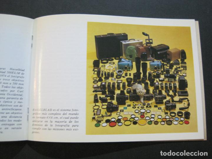 Cámara de fotos: CAMARA HASSELBLAD 1949 1975-CATALOGO PUBLICIDAD ANTIGUO-VER FOTOS-(V-21.059) - Foto 12 - 210249120