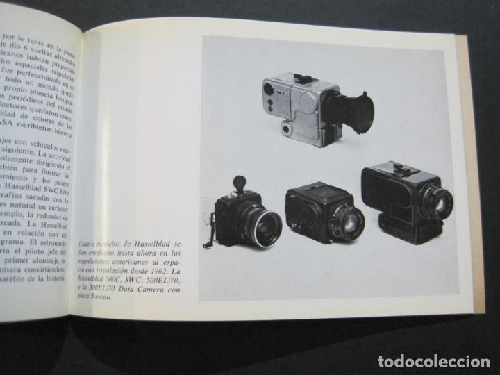Cámara de fotos: CAMARA HASSELBLAD 1949 1975-CATALOGO PUBLICIDAD ANTIGUO-VER FOTOS-(V-21.059) - Foto 13 - 210249120