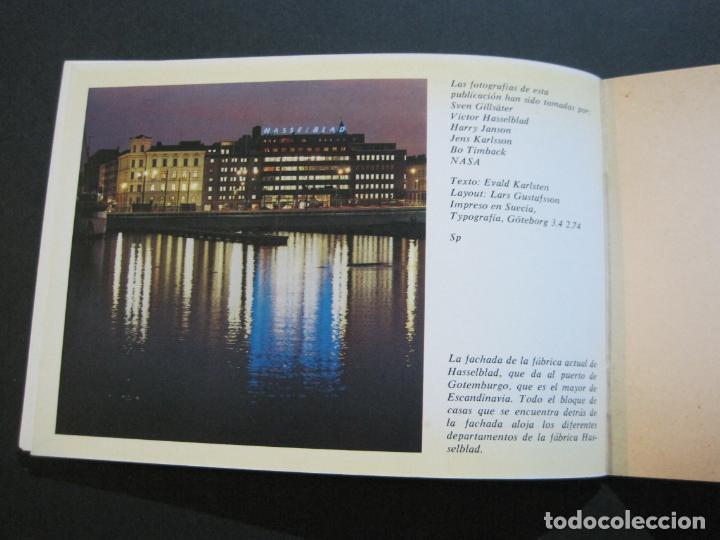 Cámara de fotos: CAMARA HASSELBLAD 1949 1975-CATALOGO PUBLICIDAD ANTIGUO-VER FOTOS-(V-21.059) - Foto 19 - 210249120