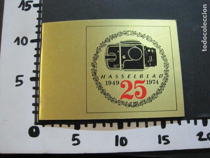 Cámara de fotos: CAMARA HASSELBLAD 1949 1975-CATALOGO PUBLICIDAD ANTIGUO-VER FOTOS-(V-21.059) - Foto 21 - 210249120