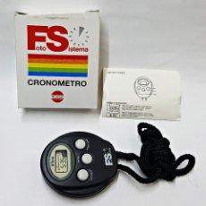 Cámara de fotos: RELOJ-CRONOMETRO PUBLICIDAD DE QSS.FOTOS EN 1 HORA.. Lote 210787099