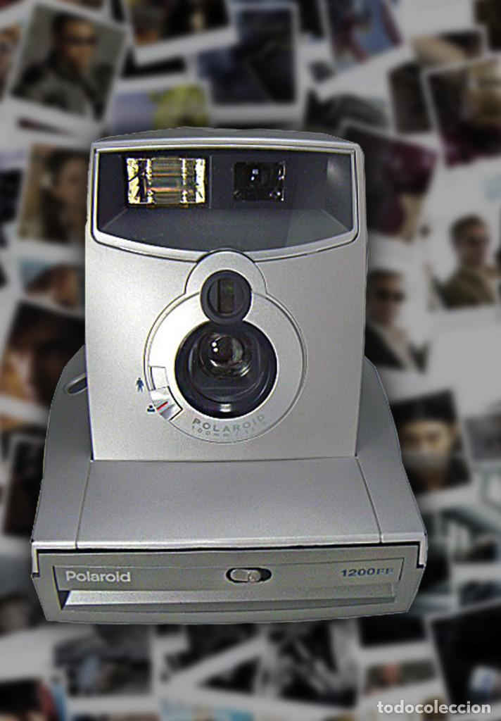 Cámara de fotos: Polaroid 1200FF - Foto 7 - 211761338
