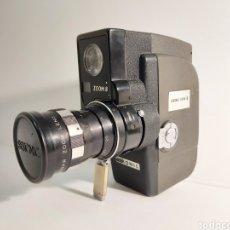 Cámara de fotos: ANTIGUO TOMAVISTAS 8 MM SEKONIC ZOOM 8. Lote 211957280