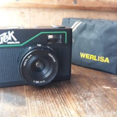 Appareil photos: CAMARA WERLISA TREK CON FUNDA ORIGINAL. Lote 212118647