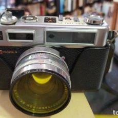 Cámara de fotos: YASHICA ELECTRO 35. Lote 213347626