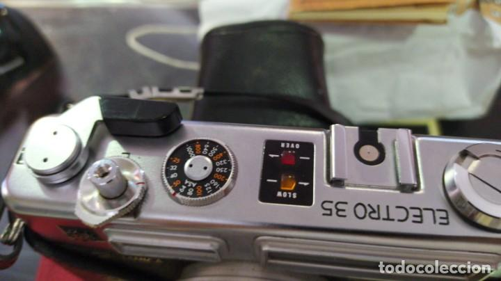 Cámara de fotos: Yashica Electro 35 - Foto 5 - 213347626