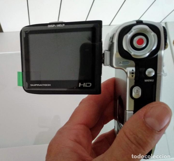 VIDEOCÁMARA SUPRACAM CALYPSO HD (Cámaras Fotográficas - Otras)