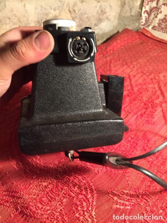 Cámara de fotos: Antigua cámara fotográfica Polaroid Land Camera colorpack Modelo 80 - Foto 4 - 213510677