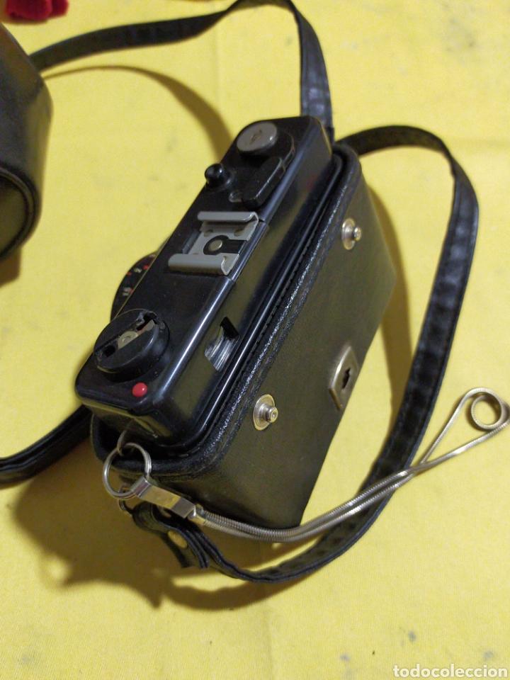 Cámara de fotos: ANTIGUA MAQUINA FOTOS BEIRETTE ELECTRONIC - Foto 2 - 214227896
