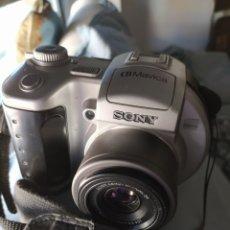 Cámara de fotos: CÁMARA SONY MAVICA CD 250. Lote 214248263