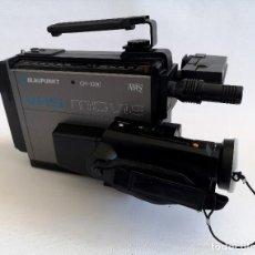 Cámara de fotos: CAMARA VHS VINTAGE BLAUPUNKT CR1000 LEER ANUNCIO. Lote 215159876