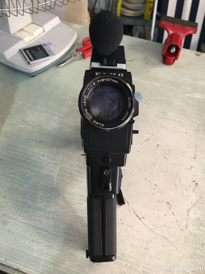 Cámara de fotos: camara video ELMO 350 SL - Foto 4 - 215647735