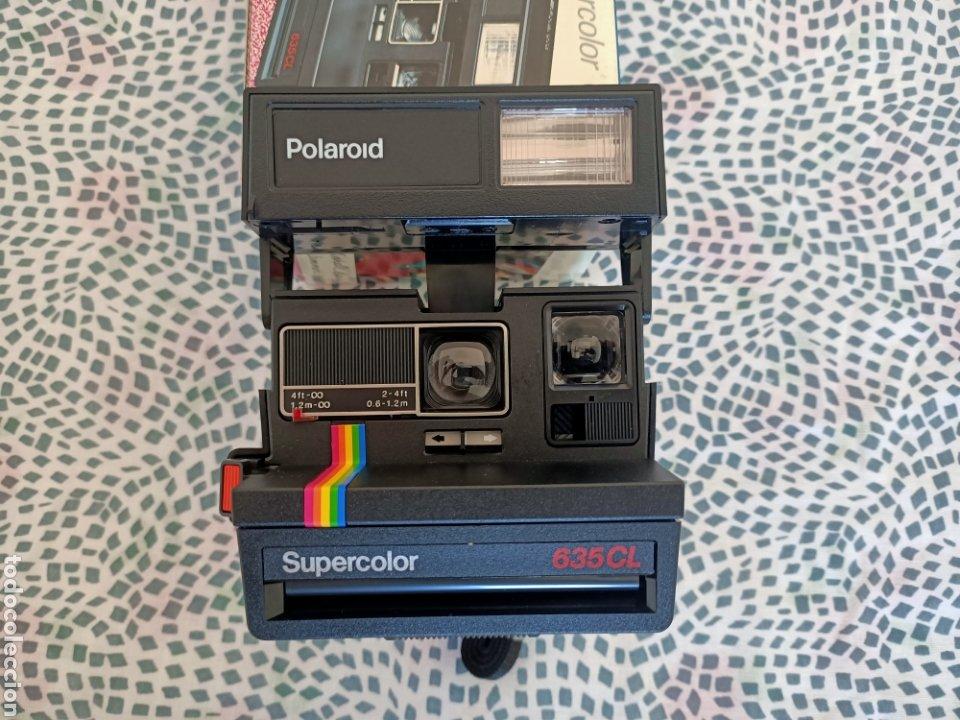 Cámara de fotos: Polaroid supercolor 635CL - Foto 4 - 216485386