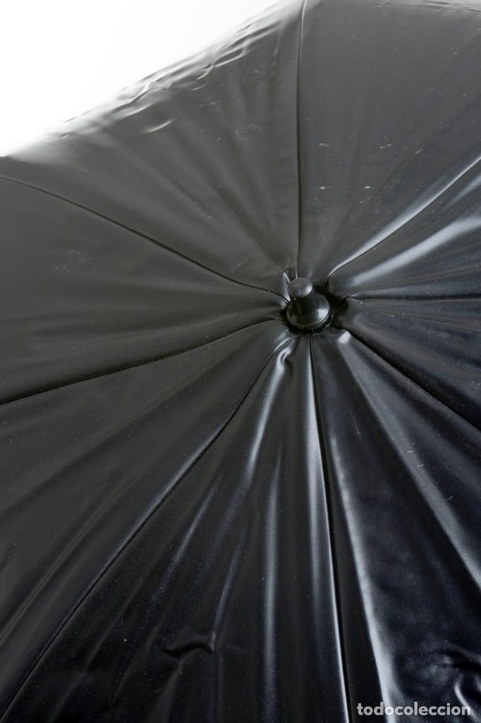 Cámara de fotos: Antiguo paraguas reflector Eurosimer para fotografía de estudio - Foto 6 - 216707928