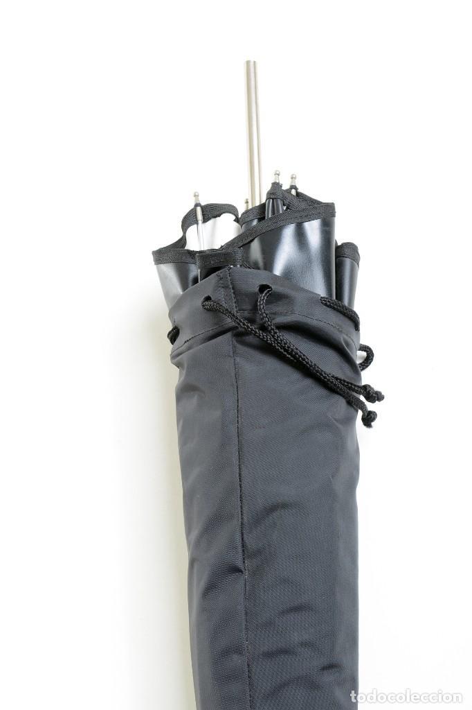 Cámara de fotos: Antiguo paraguas reflector Eurosimer para fotografía de estudio - Foto 11 - 216707928