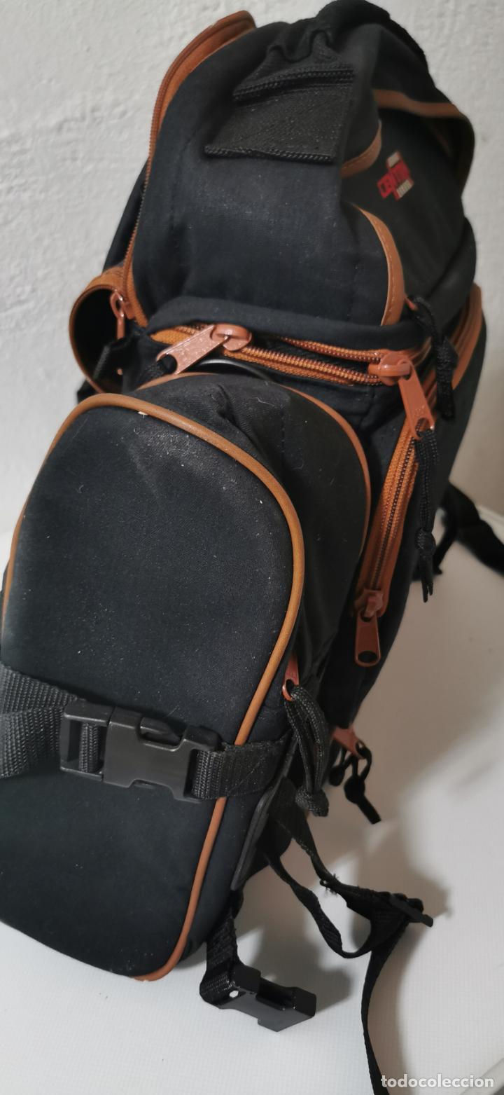 Cámara de fotos: Gran mochila para equipo fotografico Centon bp92 numerosos bolsillos y diversas formas de llevarla - Foto 3 - 217567010