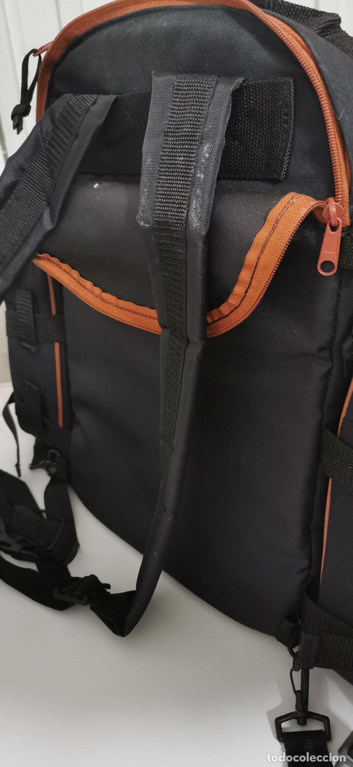 Cámara de fotos: Gran mochila para equipo fotografico Centon bp92 numerosos bolsillos y diversas formas de llevarla - Foto 4 - 217567010