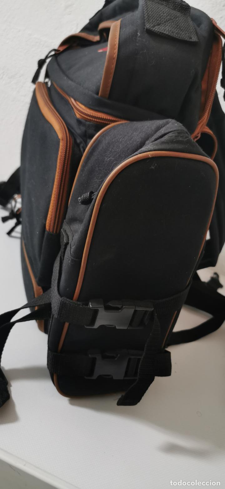 Cámara de fotos: Gran mochila para equipo fotografico Centon bp92 numerosos bolsillos y diversas formas de llevarla - Foto 5 - 217567010