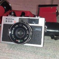 Fotocamere: CAMARA FOTOGRAFICA RICOH 500 G, BUEN ESTADO. Lote 217438713