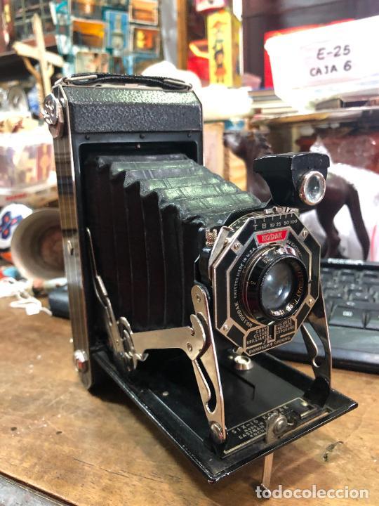 Cámara de fotos: CAMARA DE FOTOS KODAK SHUTTER EN MUY BUEN ESTADO - Foto 16 - 217712166